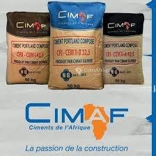 Ciment Cimaf