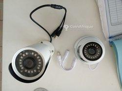 Caméra Analogique et IP