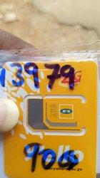 Puce internet MTN