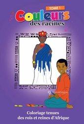Livres de coloriage africain