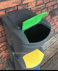 Bacs à ordures
