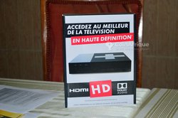 Box + antenne Canal+