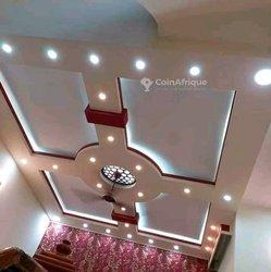 Construction faux plafond