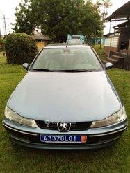 Peugeot 406 2002
