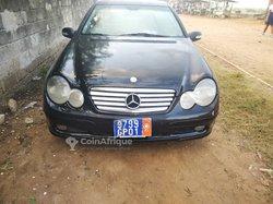 Mercedes-C200 Phantôme