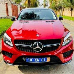 Mercedes-Benz GLE 43 AMG 2017