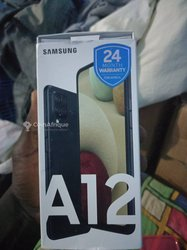 Samsung Galaxy A12 - 128Gb