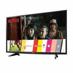 LG Smart TV 49 pouces