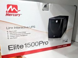 Mercury Elite 1500 Pro