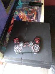 PS4 + Jeux