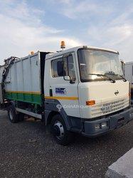 Camions poubelle moyen