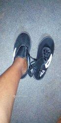 Chaussures crêpe