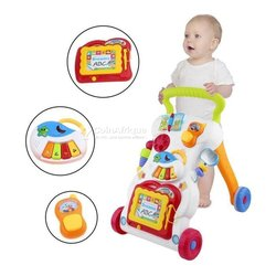 Trotteur multifonctionnel bébé