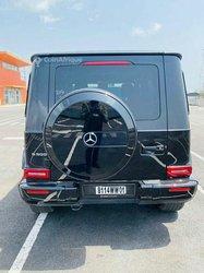Mercedes-benz g500 2000
