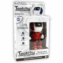 MGM jouet  Robot  lumineux Tootchy métal - 12 cm