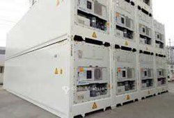 Conteneurs frigorifiques