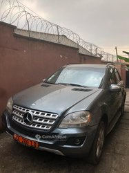 Mercedes-Benz ML 2011