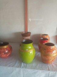 Pots de décoration