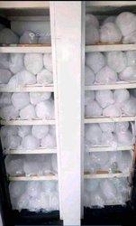 Chambre froide à glace