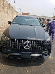 Mercedes Benz AMG GLE 2021