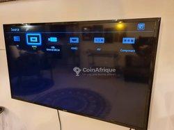 Télévision Samsung 42 pouce Smart