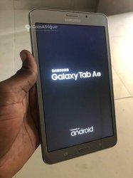 Tablette Samsung A6
