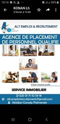 Cabinet de recrutement et de placement