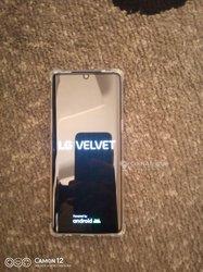 LG Velvet - 128 Go