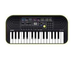 Mini clavier Casio SA-46