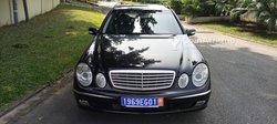 Mercedes-Benz Classe E 2003