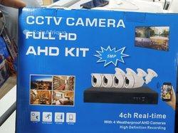 Kit complet de 4 caméras