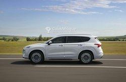 Location Hyundai Santa Fe 2021