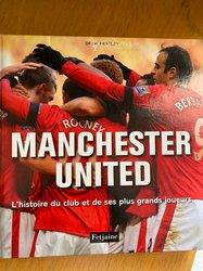 Livre - l'histoire de manchester united