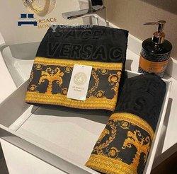 Serviettes Versace