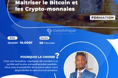 Formation bitcoins trading avec suivi