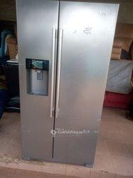 Réfrigérateur - congélateur ensemble