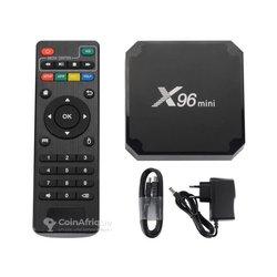 Box TV X96 Mini 4K