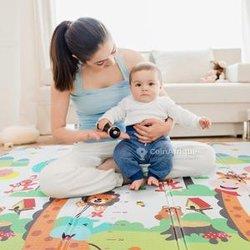 Tapis d'éveil et jeux pliable bébé