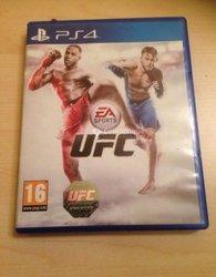CD Jeux UFC PS4