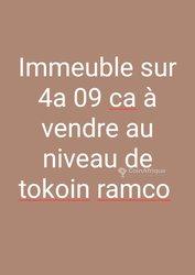 Vente immeuble - Tokoin Ramco