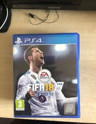 CD Jeux FIFA 18 PS4