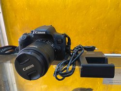 Canon EOS 750D + objectif 18-55mm