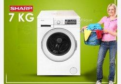 Machine à laver Sharp 2kg