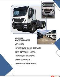 Renault Trucks Magnum 2021