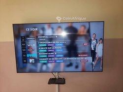 Smart TV Samsung crystal uhd série 7 65 pouces