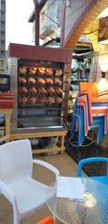 Machine de rôtisserie
