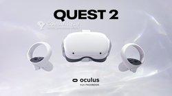 Casque de réalité virtuelle Oculus Quest 2