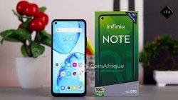 Infinix Note 8i - 128Gb