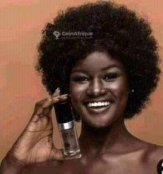 Perruque Afro semi naturelle