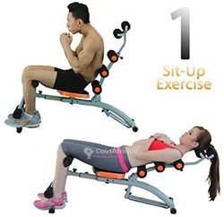 Total fitness abdominaux